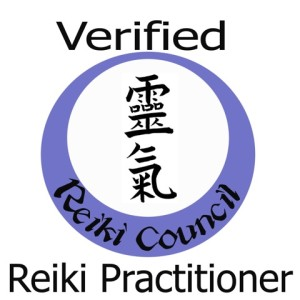 Verified Logo - Reiki Council